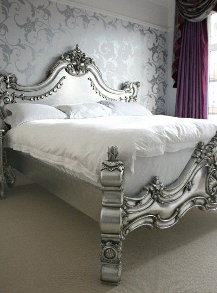chambre baroque pas cher. Black Bedroom Furniture Sets. Home Design Ideas