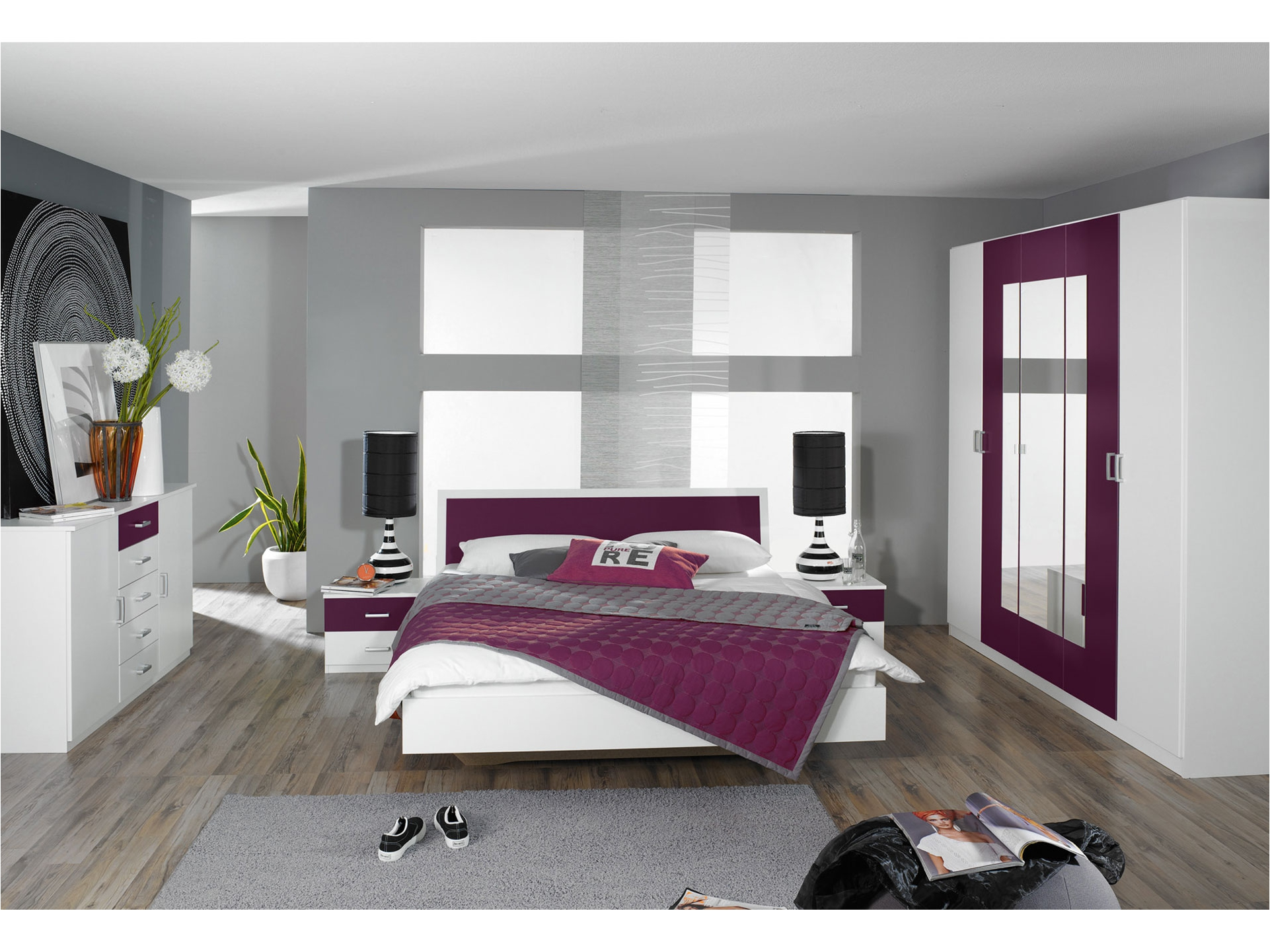 Deco moderne chambre - n15