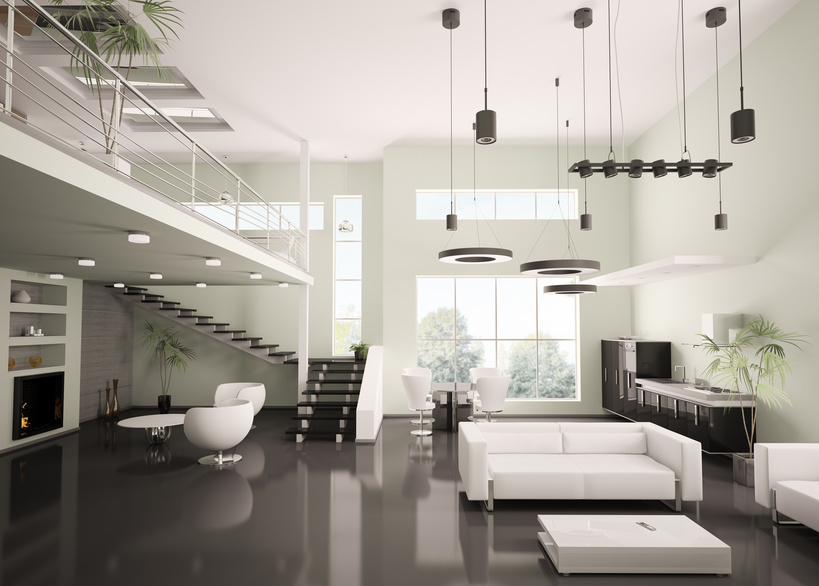 Decoration contemporaine interieur n15 for Decoration contemporaine interieur