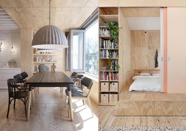 Beautiful Deco Bois Brut Photos - Design Trends 2017 - shopmakers.us