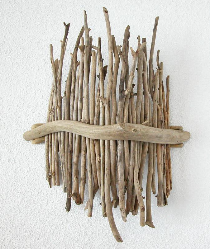 Deco Bois Flotte Nature - N15