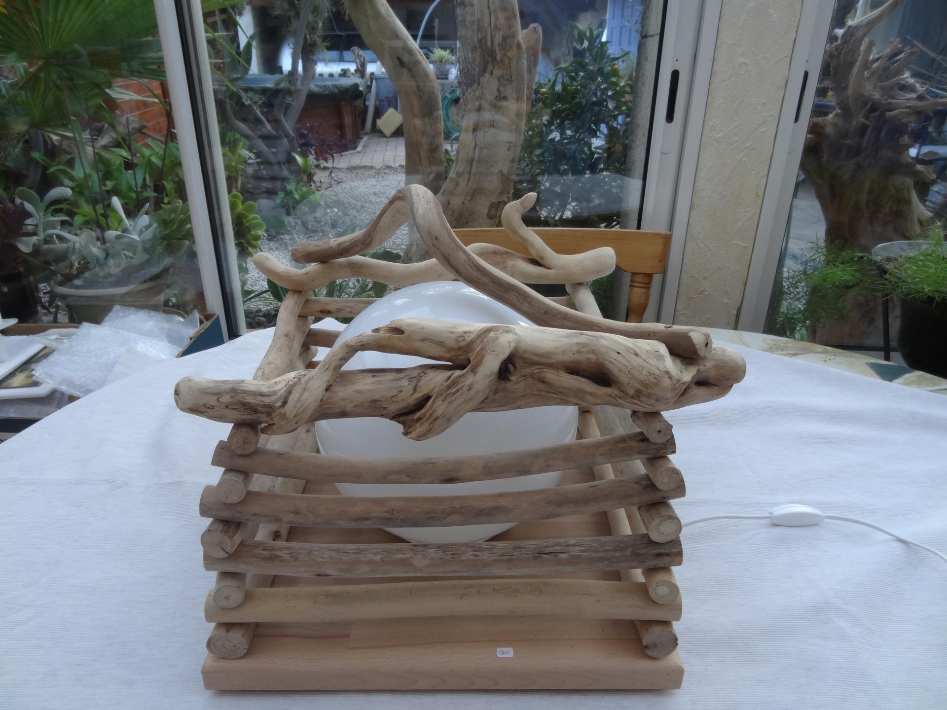 bois flotté création - n15
