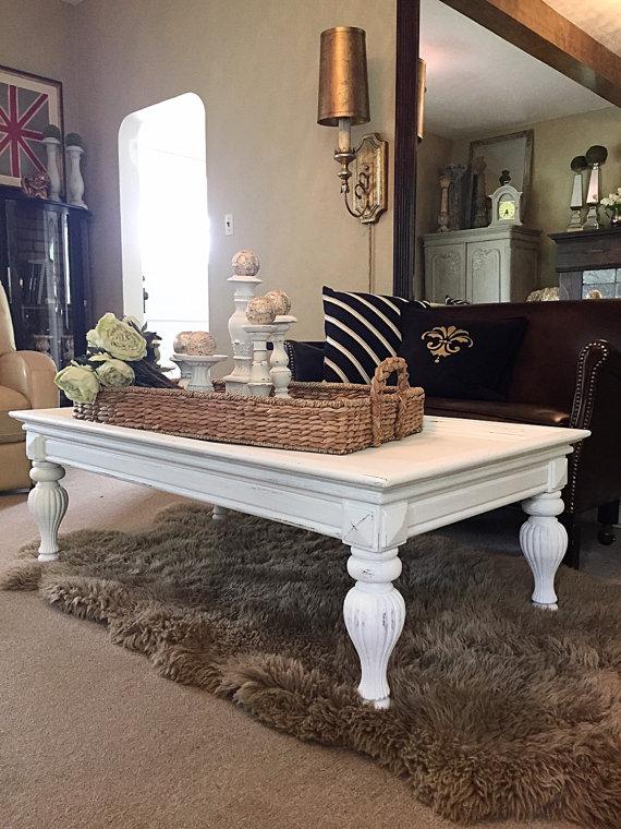 table basse chic n15. Black Bedroom Furniture Sets. Home Design Ideas