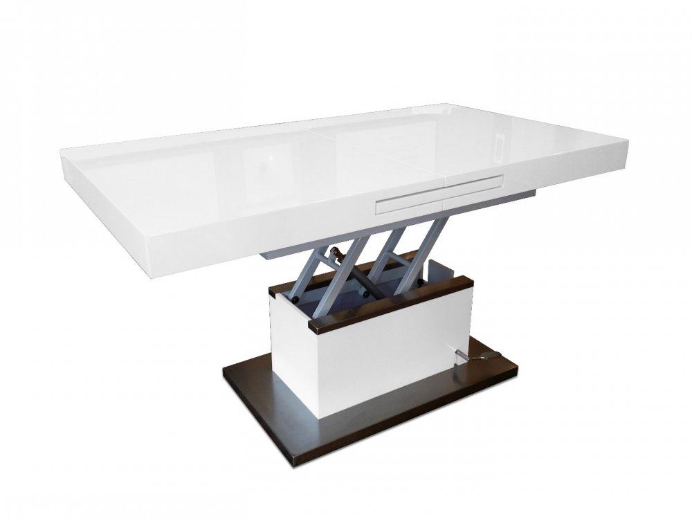 Table Basse Réglable En Hauteur - N15