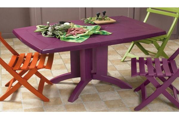 Stunning Salon De Jardin En Pvc Couleur Ideas - Amazing House Design ...