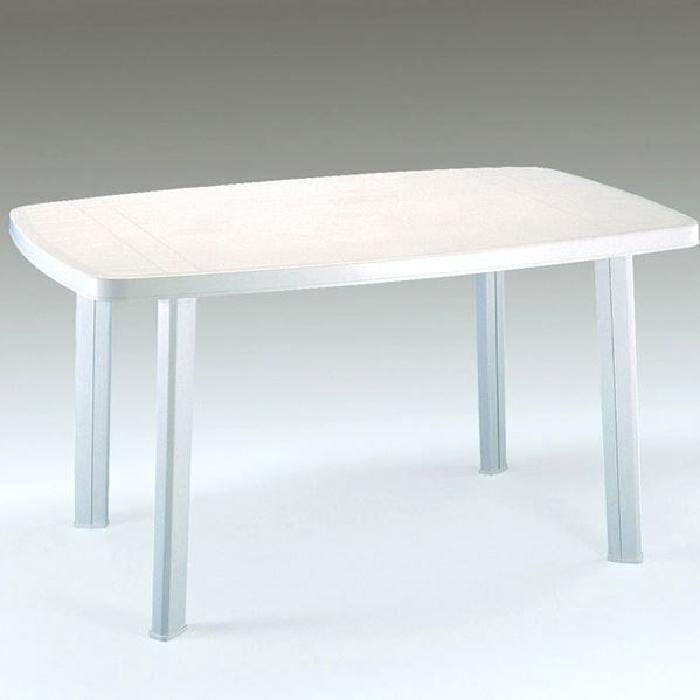 Table de jardin pas cher plastique n15 for Table jardin resine pas cher