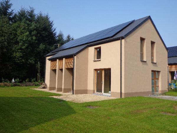 maison en bois a vendre belgique