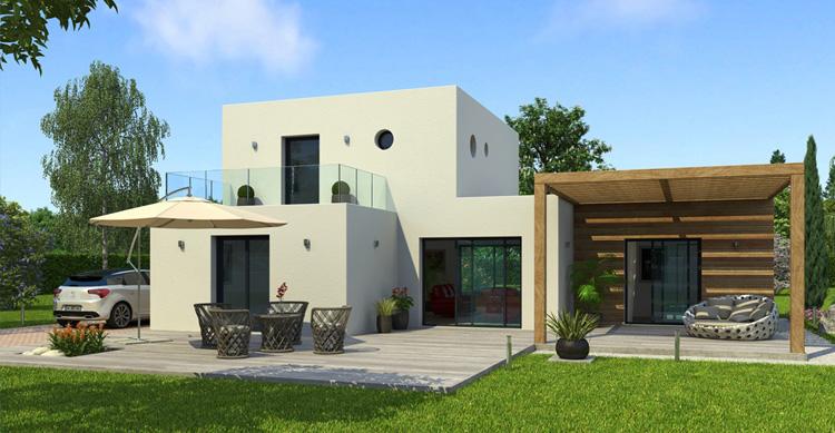 maison en kit cl en main prix n15. Black Bedroom Furniture Sets. Home Design Ideas