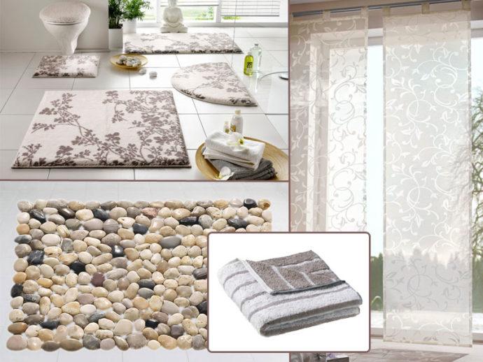 tapis salle de bain moderne n15. Black Bedroom Furniture Sets. Home Design Ideas