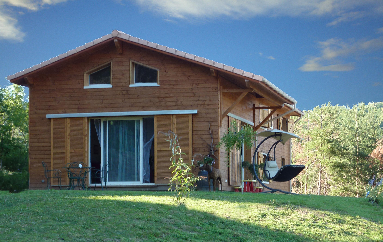 maison en bois en kit haute normandie