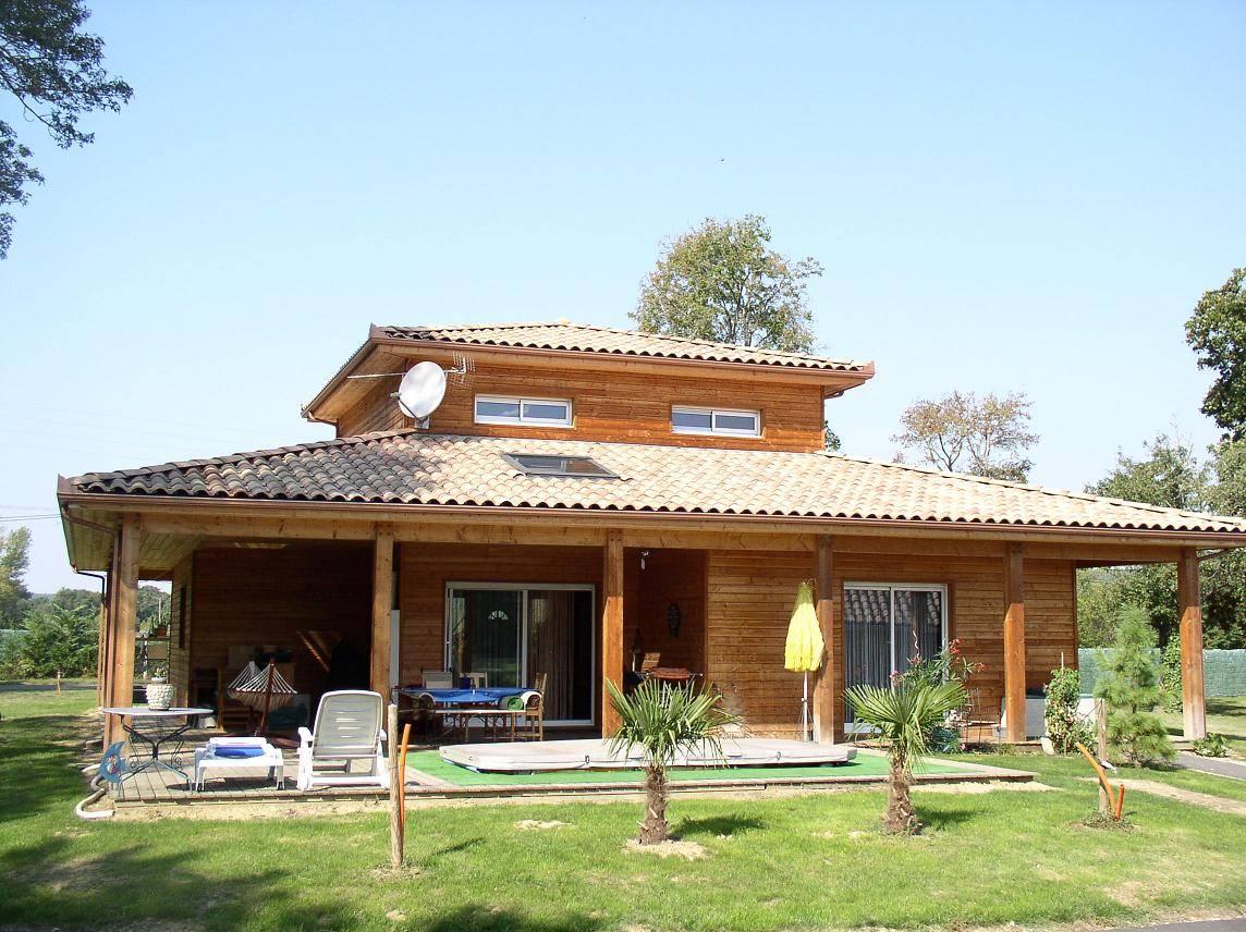 recherche constructeur maison bois n15