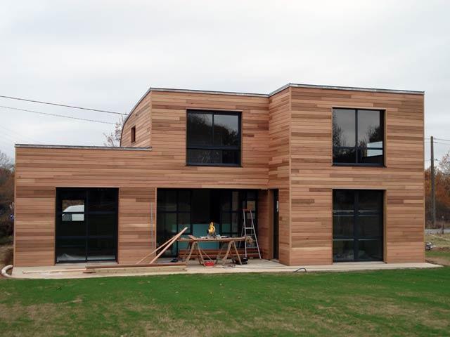 construction maison bois blois ventana blog. Black Bedroom Furniture Sets. Home Design Ideas