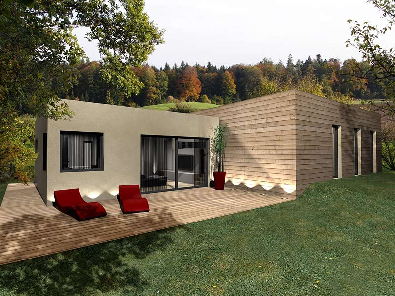 Budget construction maison bois n15 for Budget construction maison